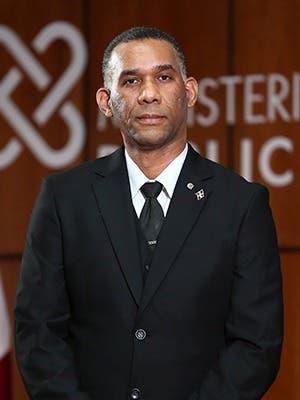 Nelson Rodríguez González Procurador Fiscal Titular de Valverde.