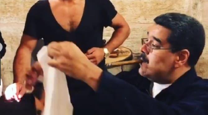 El video de Nicolás Maduro que encendió las redes sociales
