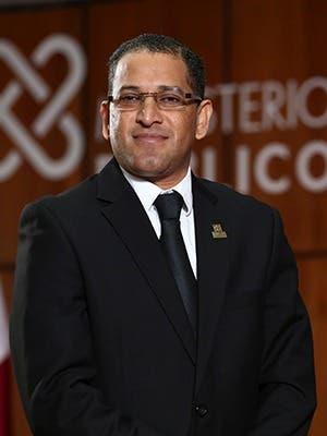 Santo Ysidro Fabián Beltre Procurador General de Corte de Apelación Titular de la Procuraduría Regional de Puerto Plata.
