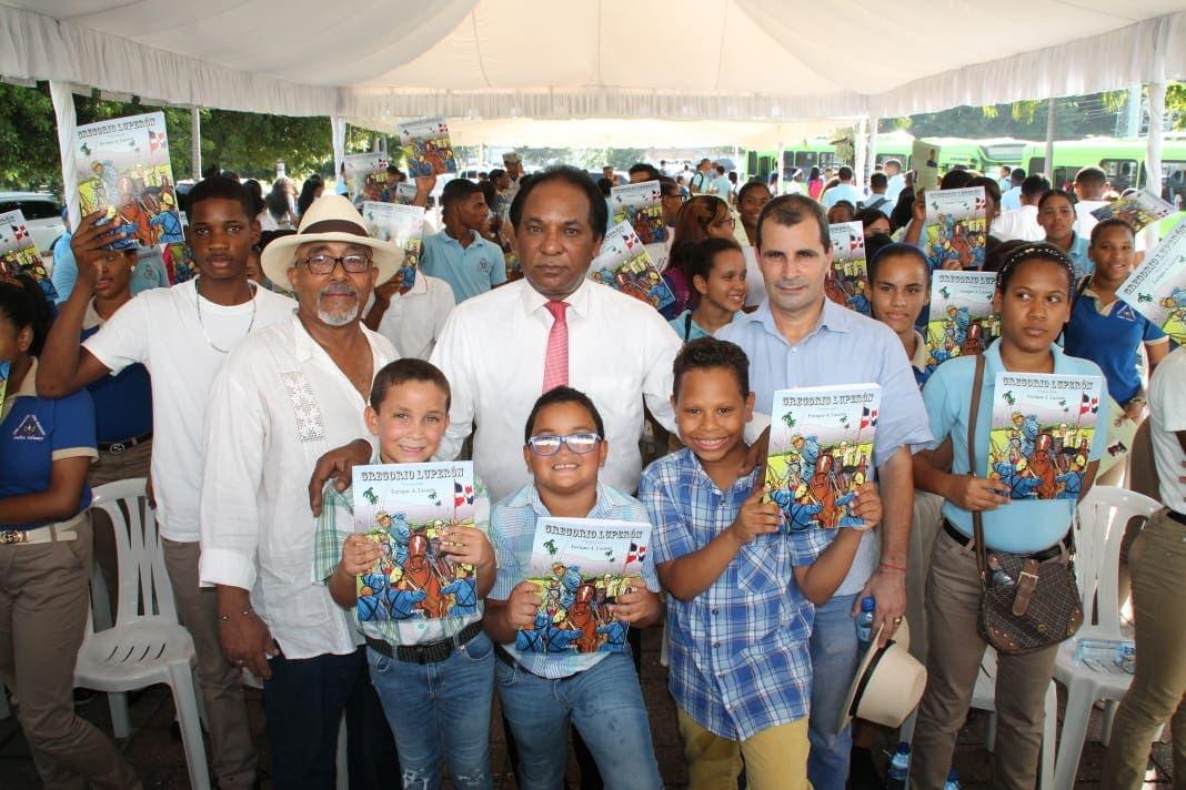 Crean historieta sobre Gregorio Luperón