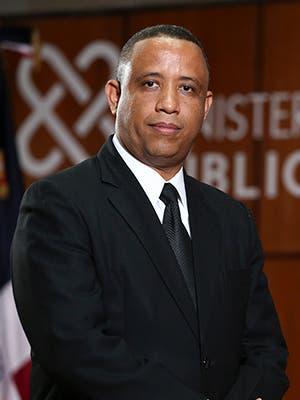 Yorelbin Dargilio Rivas Ferreras Procurador Fiscal de Titular Espaillat.