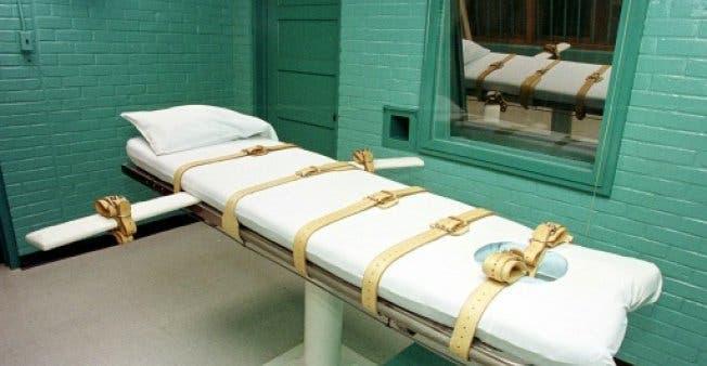 Ejecutan en EEUU a un hombre que mató a una mujer y ocultó su cuerpo en concreto