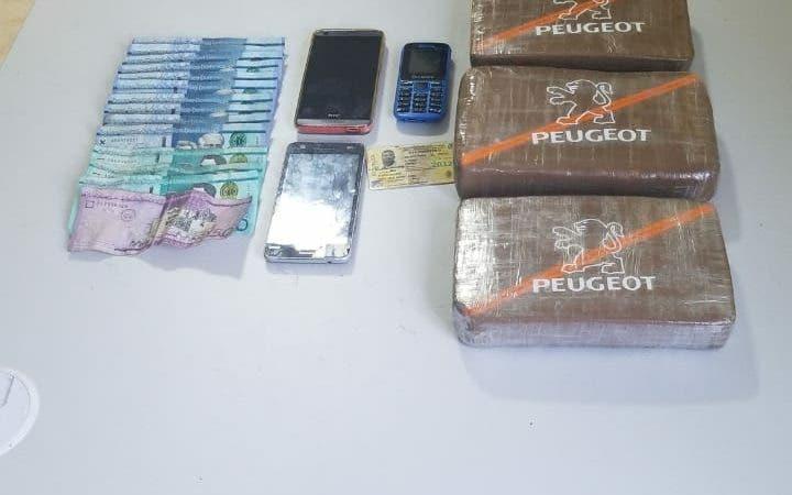 fotos drogas incautadas en diferentes operativos DNCD -5