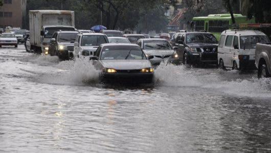 Ocurrirán lluvias; el DN y 14 provincias están en alerta verde