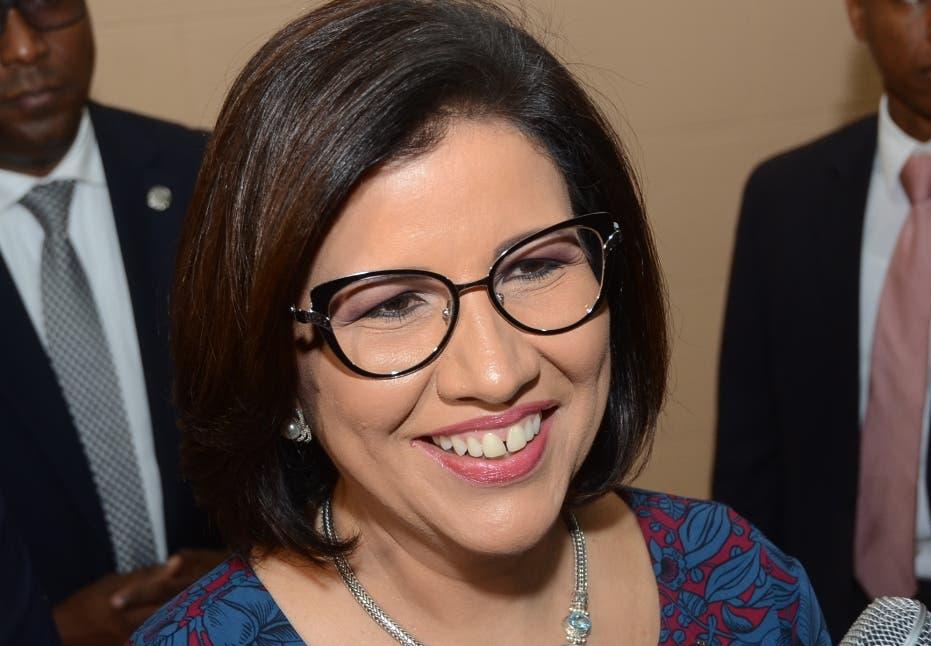 Margarita Cedeño irá a Colombia a encuentro sobre igualdad de género