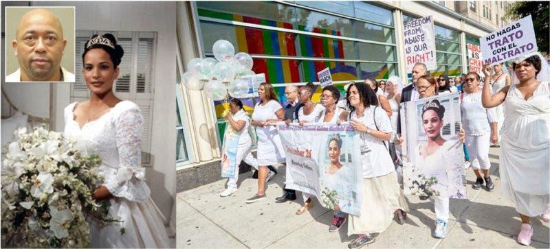 5. La marcha se realiza para recordar el asesinato de las Hermanas Mirabal y de Gladis Ricart, esta último a manos de su ex novio el mismo día de su boda en la ciudad de Nueva York