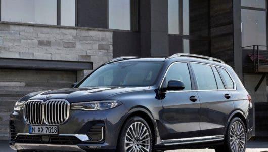 BMW X7, nuevo buque insignia de la marca