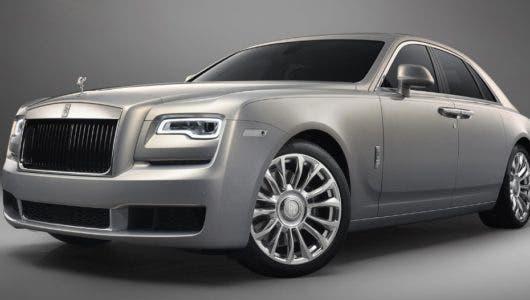 Rolls-Royce homenajea al Silver Ghost