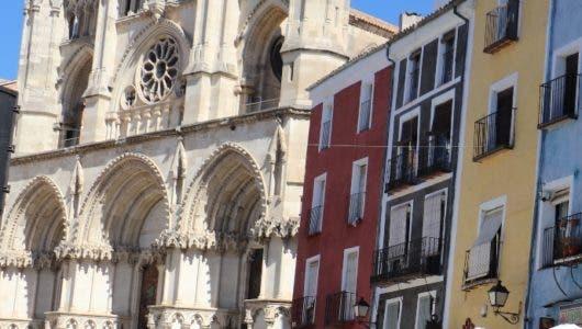 Cuenca, la ciudad  de  Las Casas Colgadas