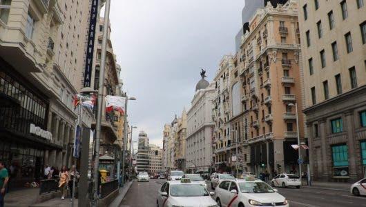 La nueva cara de la Gran Vía en Madrid