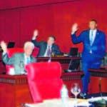 El Pais/ Andres Victoria dirige la seccion.  En el Senado de la republica Dominicana ,fue  realizada  los debate correspondiente al dia 24 de Octubre del años en curso ,Hoy/Jose Francisco .24-10-2018