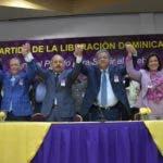 El pais.Partido de la Liberación Dominicana (PLD) Celebró su reunión del Comité Central encabezada por los dirigentes Leonel Fernández y Danilo Medina  entre otros .Hoy/Pablo Matos      28-10-2018