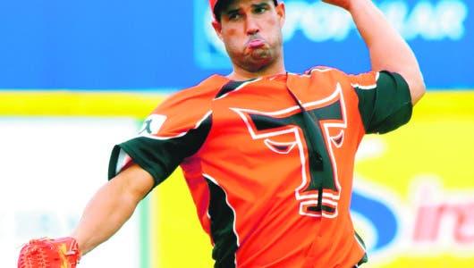 El zurdo Raúl Valdés blanquea a las Aguilas