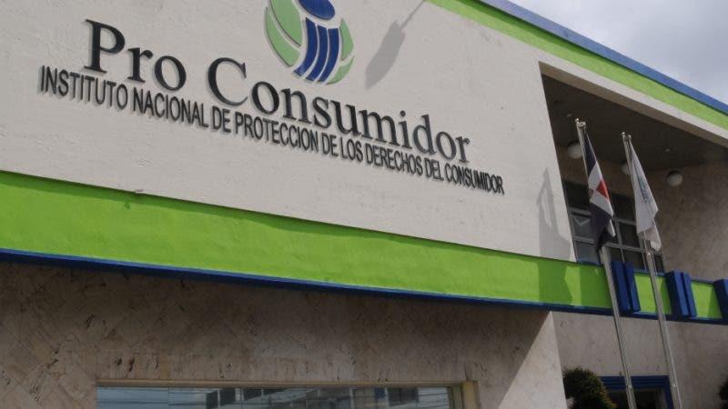 Fachada de Pro Consumidor.Hoy/Fuente Externa 26/12/13
