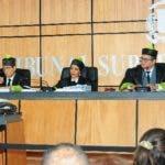 El Tribunal Superior Electoral aplazo el conocimiento de la demanda a la asamblea general del Partido Reformista Social Cristiano PRSC para el 15 de Octubre del año en curso. HOY/ Aracelis Mena. 25/09/2018