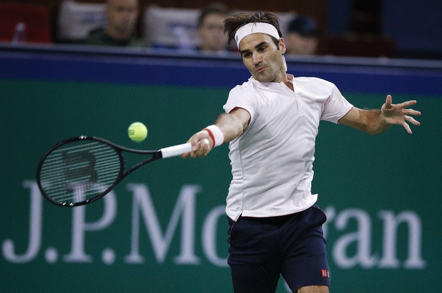 """Roger Federer: """"Rafa y yo sufrimos, es algo que puede pasar»"""