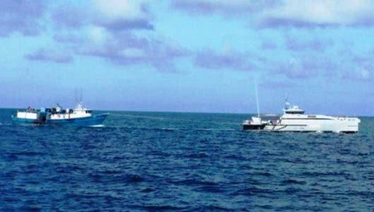 Familiares pescadores  presos temen por  suerte en Bahamas