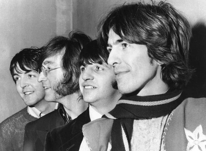 "Beatles: Nuevo video para ""Glass Onion"" en Apple Music"