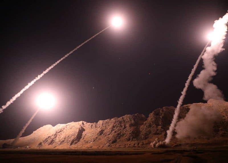 Canciller sirio dice que Irán coordinó ataques con misiles