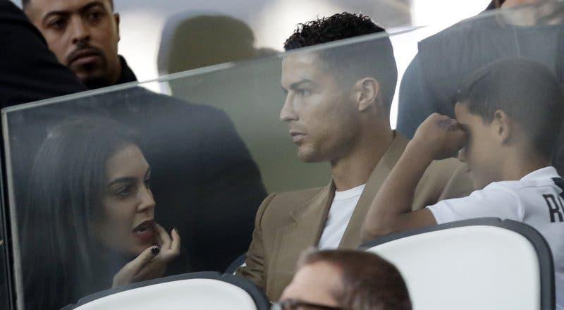 Cristiano Ronaldo suspendido de selección portuguesa