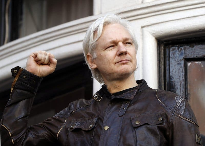 Ecuador suspende audiencia sobre derechos de Julian Assange