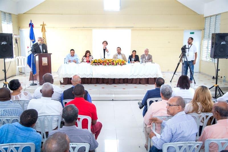 Comisión de Juntas Electorales y Partidos Políticos de la JCE escuchó propuestas en el sur del país