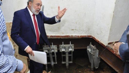 Oisoe concluiría hospital Billini en julio;  alerta puede colapsar