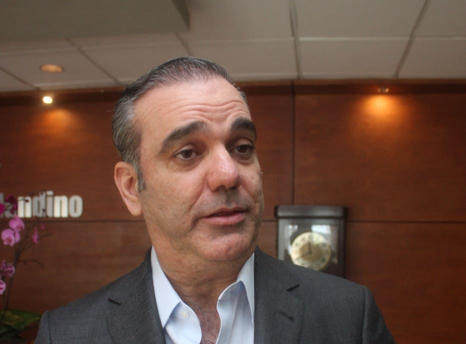 Luis Abinader lamenta fallecimiento de hijo senador Antonio Marte