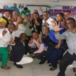 MARÍA TRINIDAD SÁNCHEZ…….El presidente de la Asociación Dominicana de Profesores, Eduardo Hidalgo, prometió que de  ganar las elecciones de ese gremio en las elecciones  del próximo 10 de Octubre,  retomara una ardua lucha, en los primeros cien días,  en demanda de las reivindicaciones que aun faltan del  acuerdo de 21  puntos al  que se arribó con el Ministerio de Educación firmado en Marzo del 20017.  Hoy/Fuente Externa 7/10/18