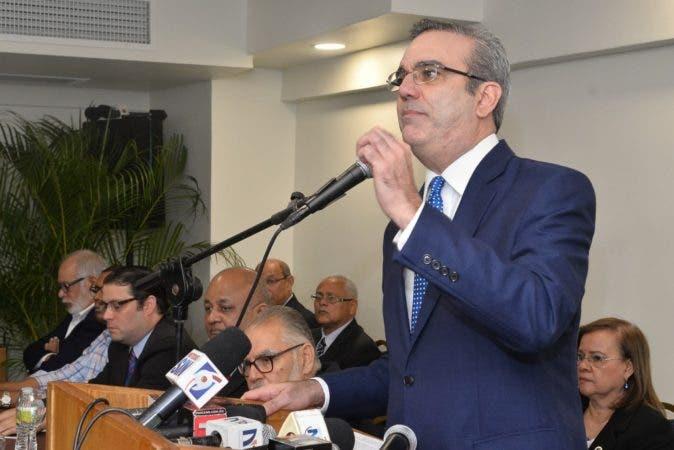 Abinader: «El PRM está en un gran momento; somos el partido del presente y el futuro»