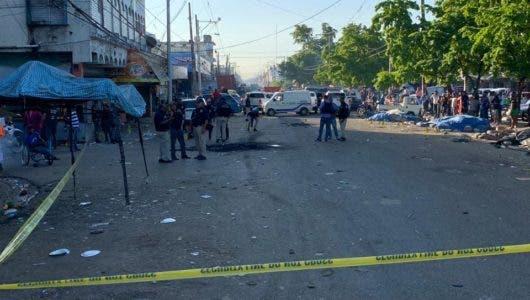 """Dos muertos y varios heridos durante enfrentamiento entre agentes de DNCD y """"narcos"""" en Capotillo"""