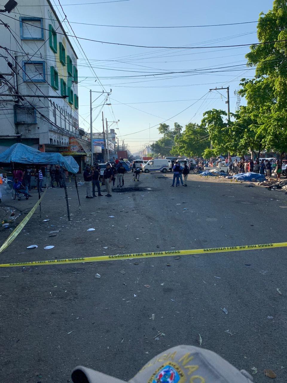 Dos muertos y varios heridos durante enfrentamiento entre agentes de DNCD y «narcos» en Capotillo