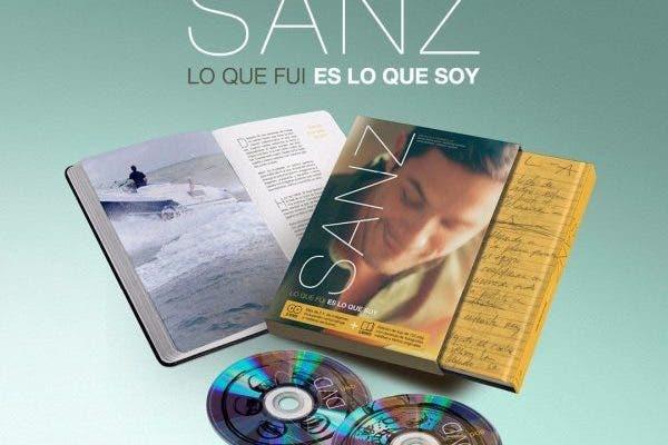 """El documental """"SANZ: Lo que fui es lo que soy"""", en doble DVD el 5 de octubre"""