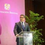Augusto Ramírez presidente Casa Brugal PBCG 2018