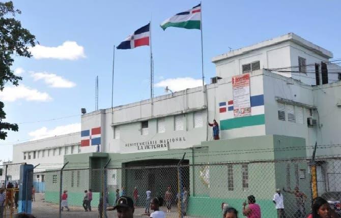 Cárcel La Victoria.