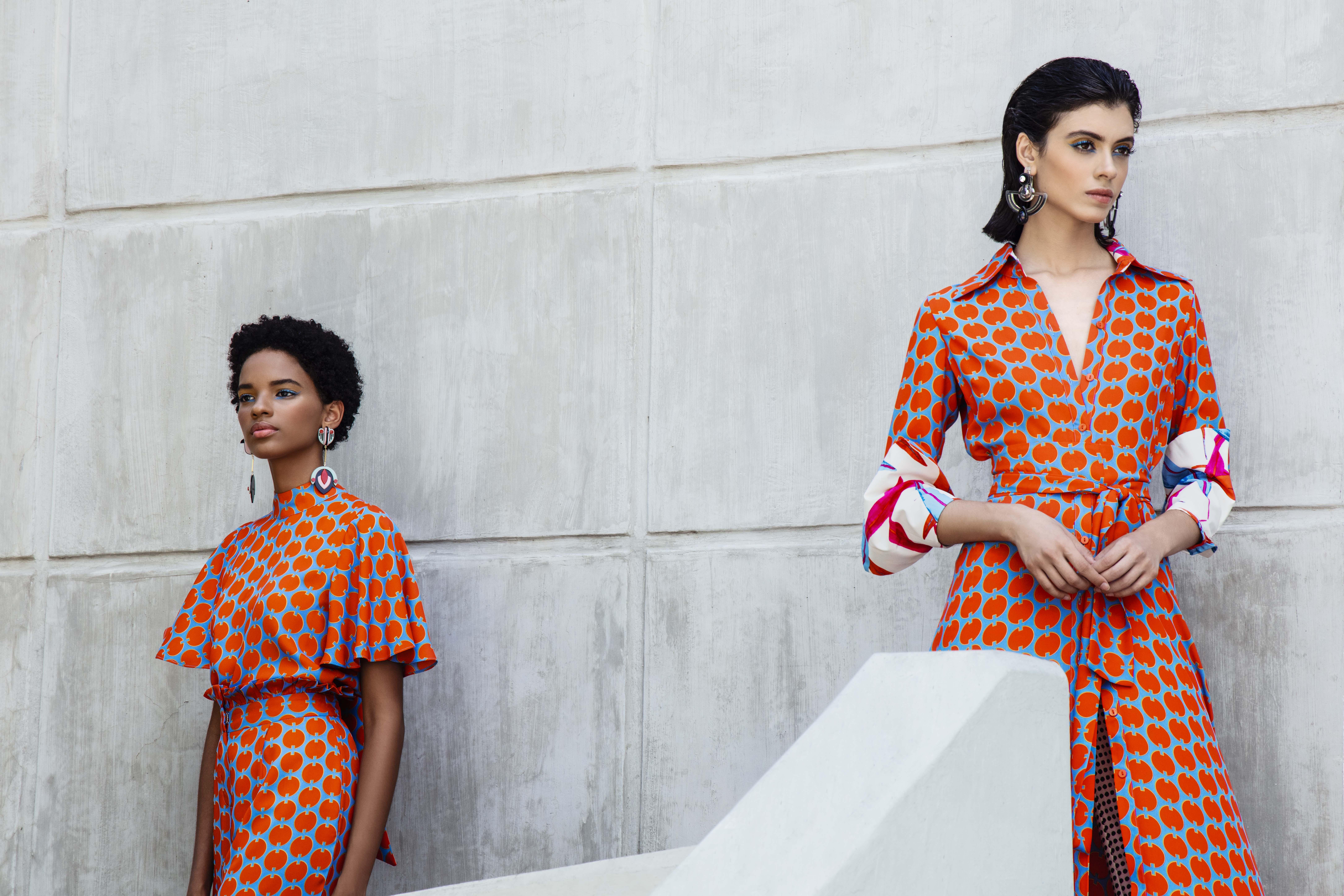 Colección primavera-verano de Camila es inspirada en la mujer decidida y triunfadora
