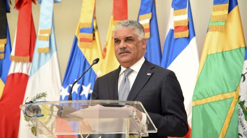 Canciller Vargas (foto de archivo)