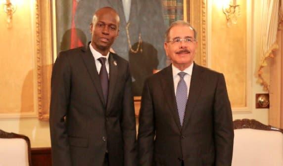 Presidente Medina trata con su homólogo de Haití daños causados por sismo de 5.9