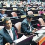 Diputados aprobaron ley que designa las calles Caracas y Montecristi