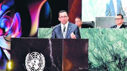 Inician modelo de la Naciones Unidas    Ministerio Educación