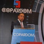 Fermin Acosta, Presidente COPARDOM.