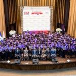 Grupo de graduandos -