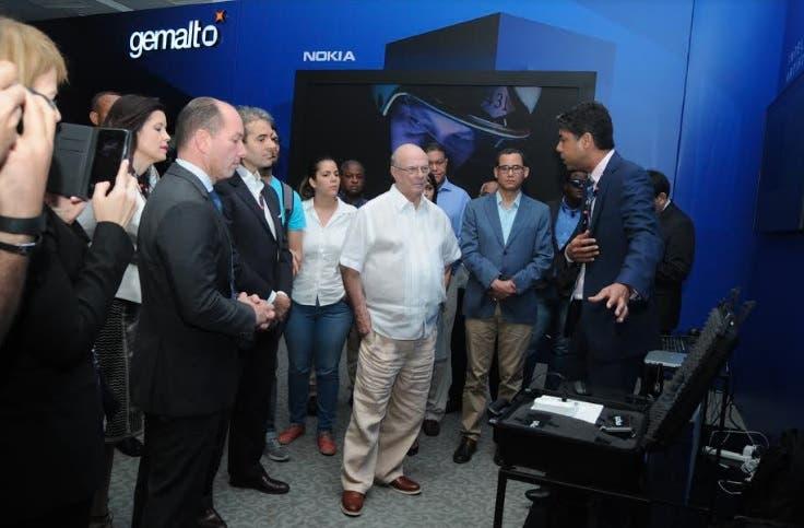 Hipólito Mejía promete aplicación de innovación tecnológica para modernizar el Estado
