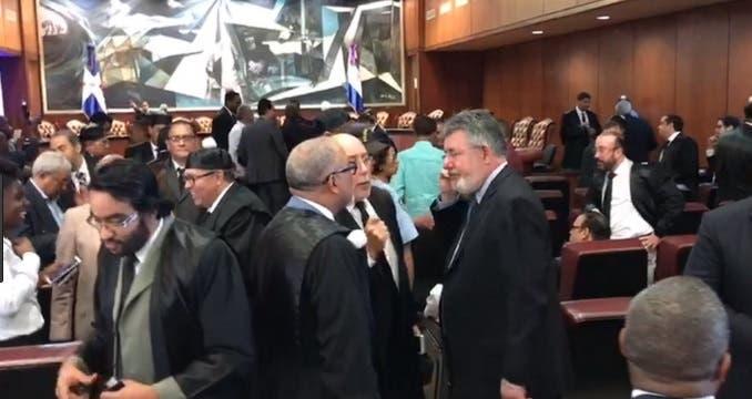 Juez decidirá el martes incidentes buscan nulidad acusación caso Odebrecht; negó réplica a imputados