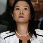 Keiko Fujimori/Foto: Fuente externa.