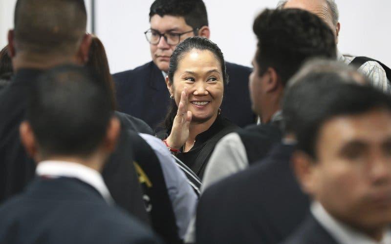 Caso Odebrecht: La excandidata presidencial peruana Keiko Fujimori queda en libertad