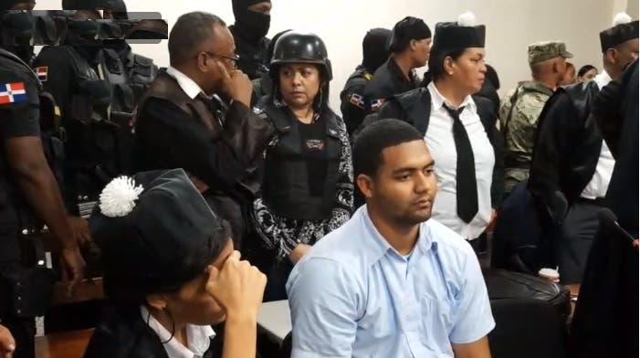 AUDIO: Imponen 30 años de prisión a Marlon Martínez y 5 a Marlin por asesinato Emely Peguero