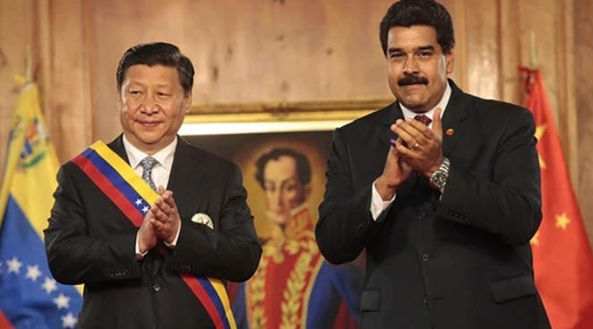 """Pence acusa a China de proporcionar un """"salvavidas"""" a Maduro con sus créditos"""