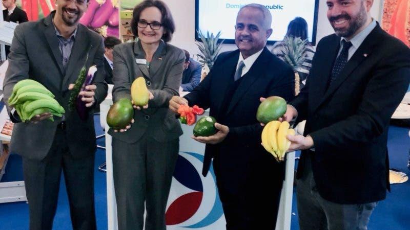 Participación RD en Fruit Logistica