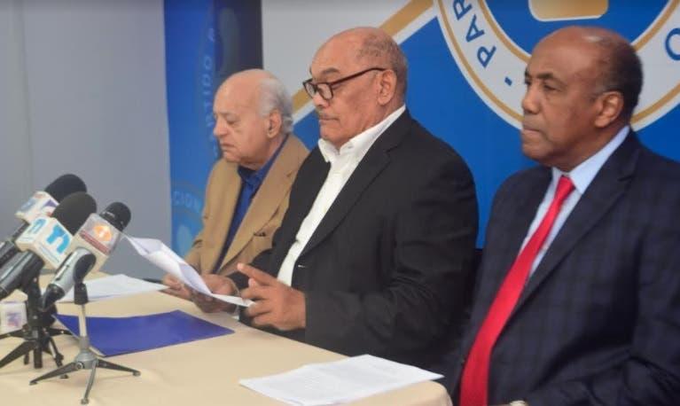 PRM atribuye alza combustibles a privilegios del Gobierno a poderosos; pide cese «militarización»